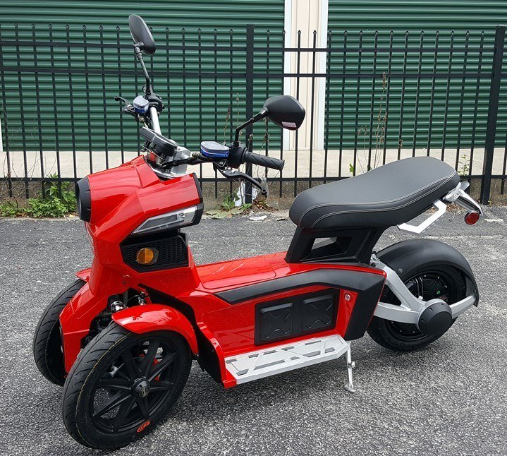 Doohan Electric Intelligent Electric Scooter