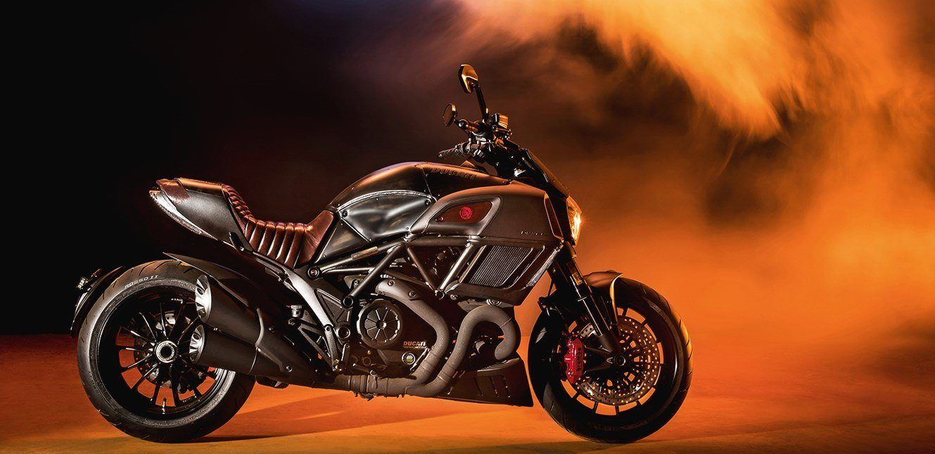 New Diavel Diesel Limited Production