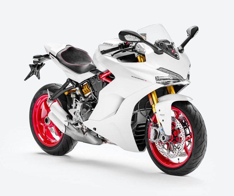 Ducati SupersportS 2017 2